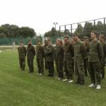 Stovykla ,,Jaunimas ir krašto apsauga 2012″